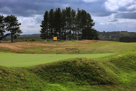 Delamere Forest Golf Club hole 5