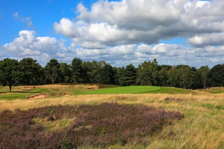 Delamere Forest Golf Club hole 13