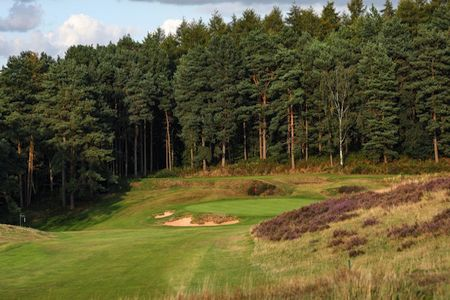 Delamere Forest Golf Club hole 14