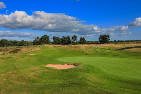 Delamere Forest Golf Club hole 16