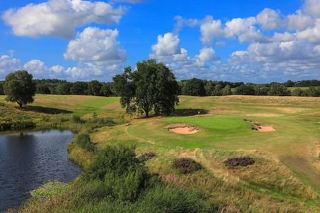 Delamere Forest Golf Club hole 6