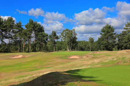 Delamere Forest Golf Club hole 10