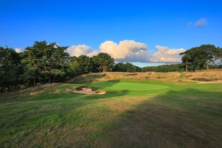Delamere Forest Golf Club hole 11