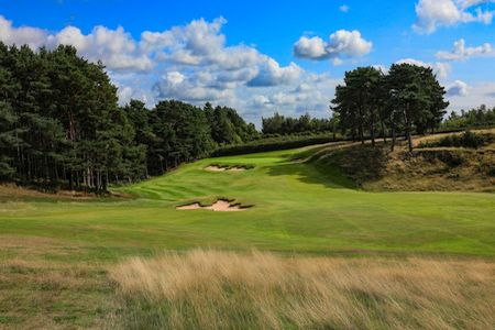 Delamere Forest Golf Club hole 15